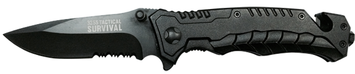 TRS325s Tactical Survival Blade